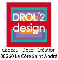 Boutique DROL2design Logo